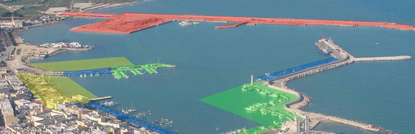 porto commerciale - molfetta