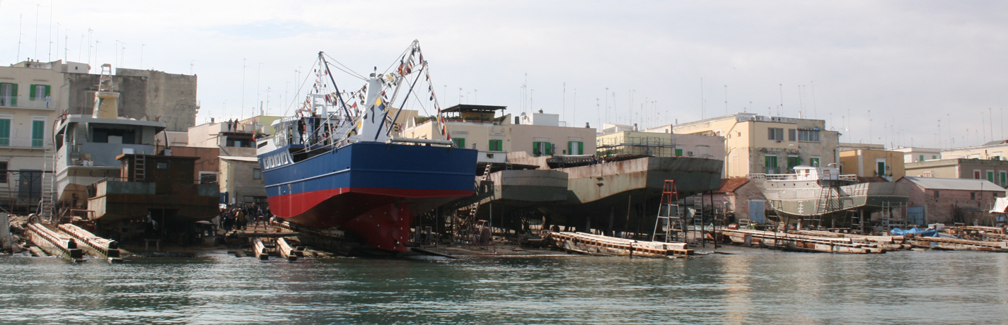 cantieri navali - molfetta